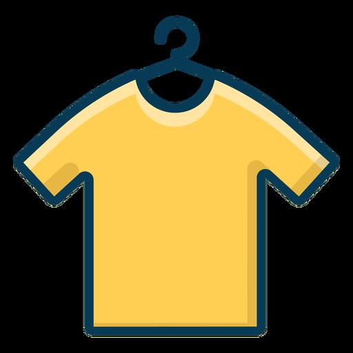 Camisa en el colgador