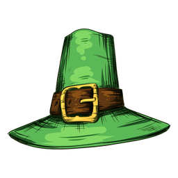 St patricks day hat cool