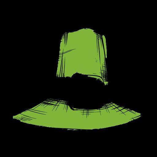 St patricks day hat green