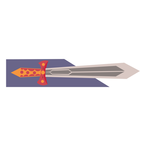 Sword side view cool