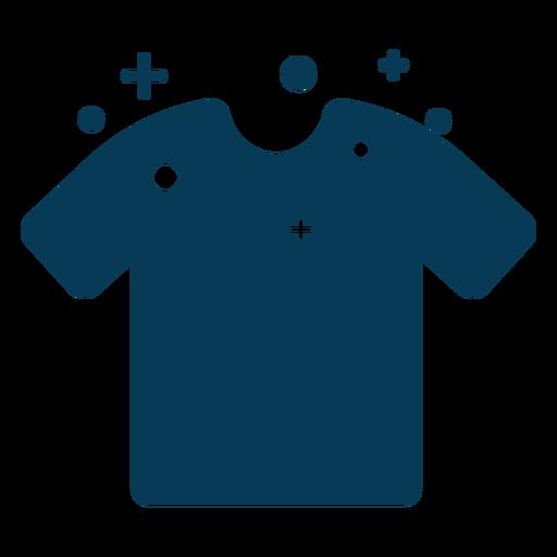 Ropa lavada lavanderia azul
