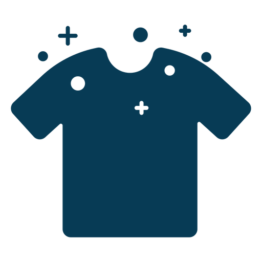 Washed clothes laundry blue Transparent PNG