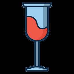 Icono de copa de vino