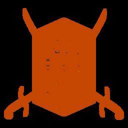 Larp for living sword badge
