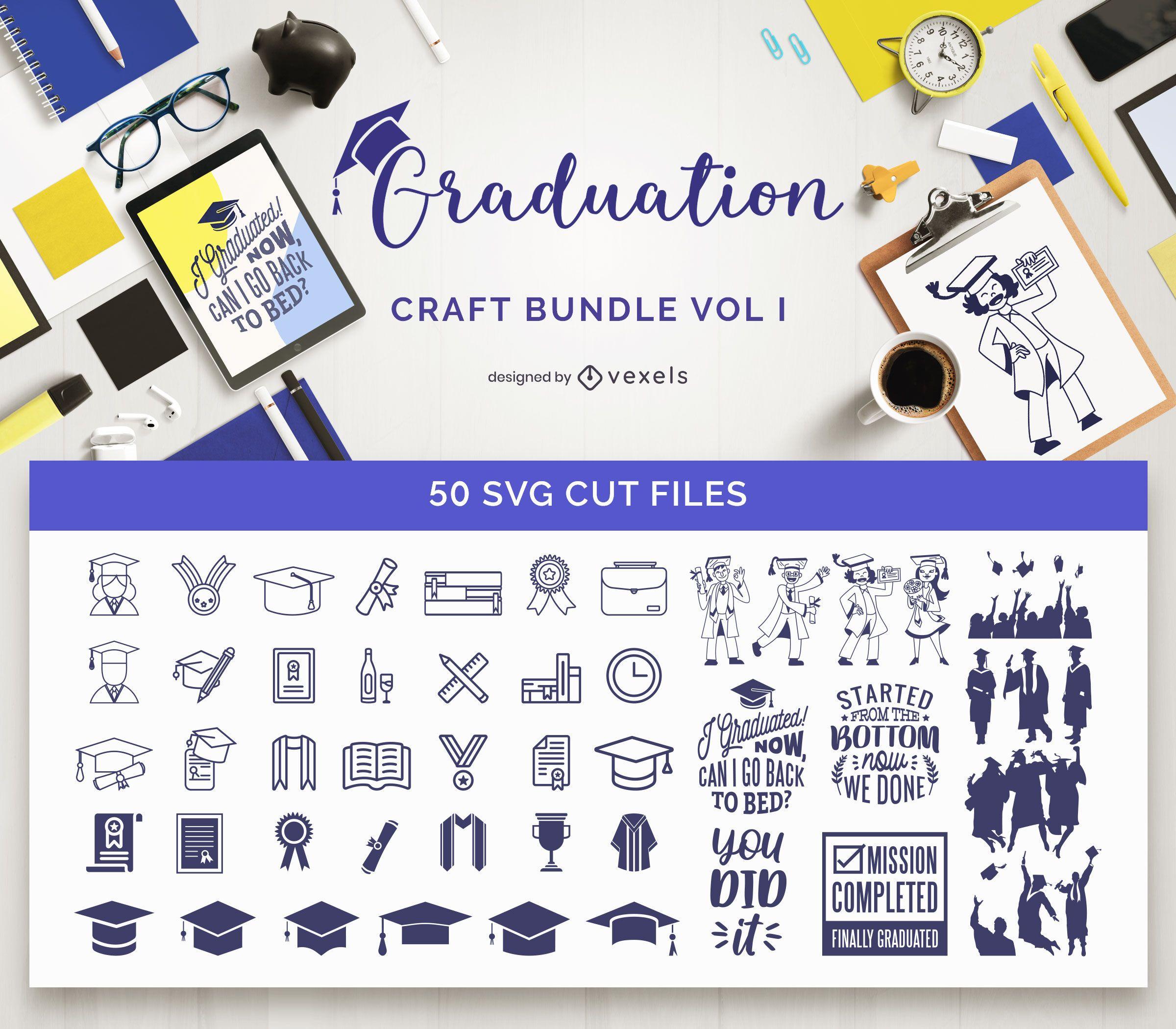 Graduation Bundle Vol 1