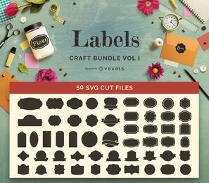 Labels Bundle Vol 1