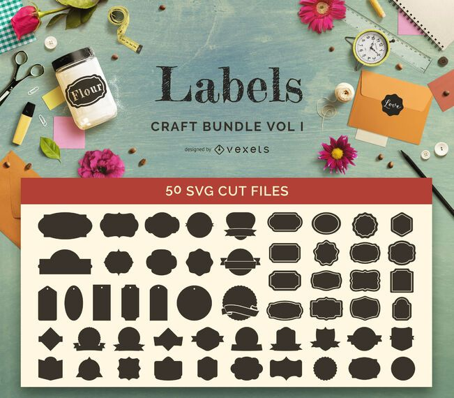 Labels Bundle Vol 1