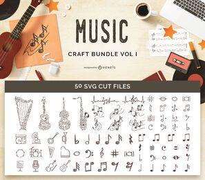 Paquete de música Vol 1