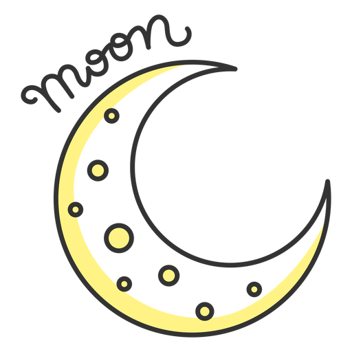 Moon simple solar system moon