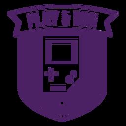 Juega al juego de win boy badge purple