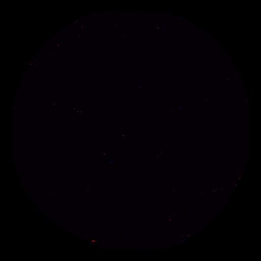 Soccer ball hand drawn symbol black