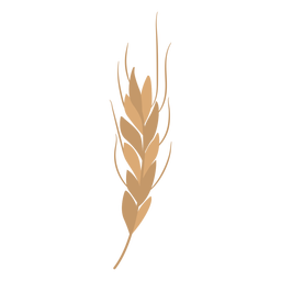 Wheat branch flat