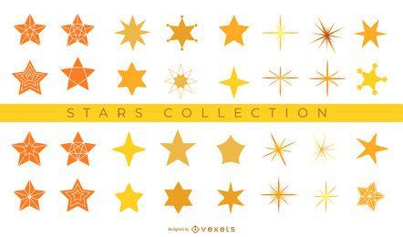 Estilos de estrelas