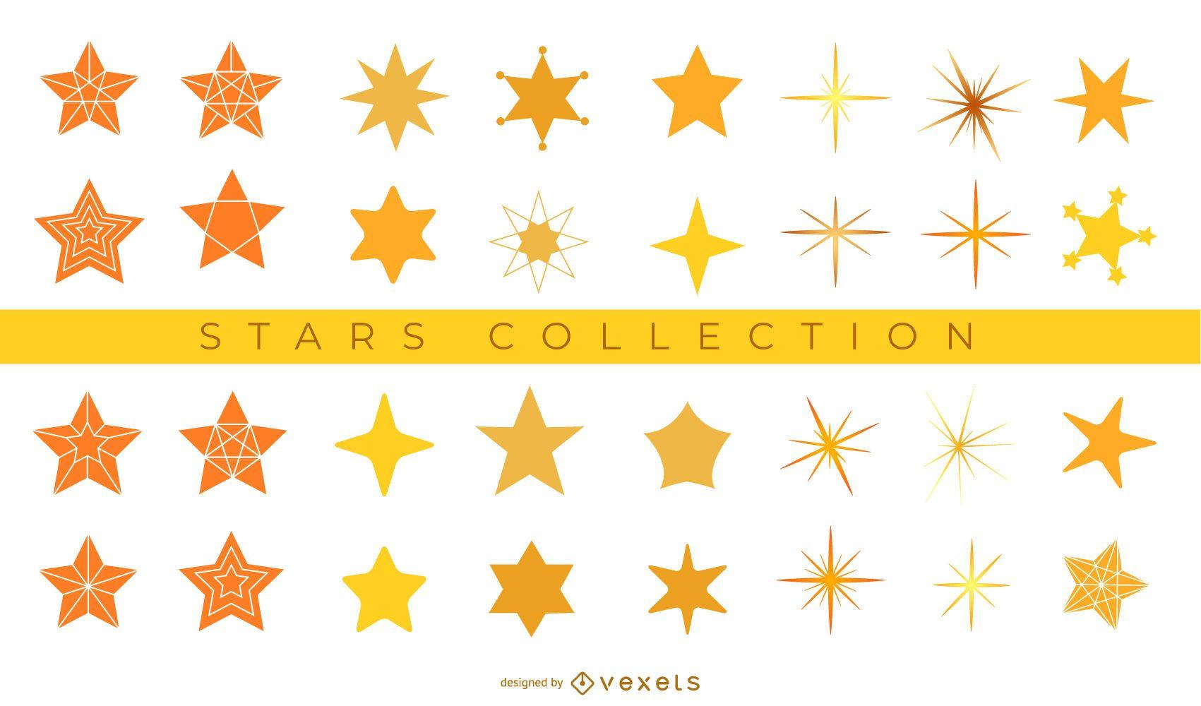 Estilos de estrellas