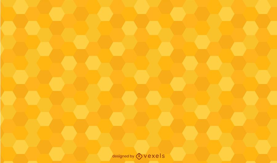 Honeycomb pattern design