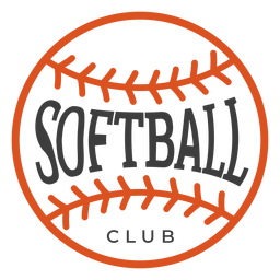 Badge softball club