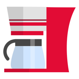 Coffee maker flat