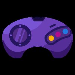 Controller gamer flat