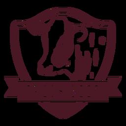 Fresh beef badge