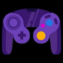 Gamer joystick flat