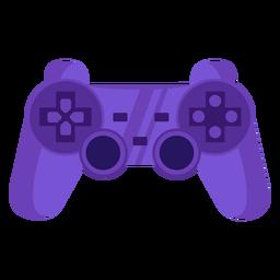 Gaming controller flat