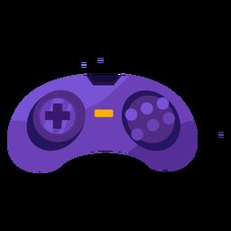 Gaming joystick flat