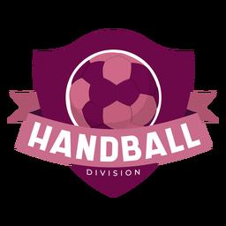 Insignia de división de balonmano