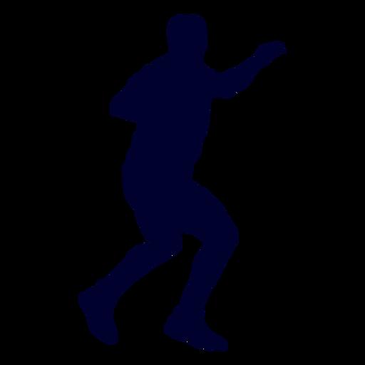 Balonmano deporte jugador personas silueta Transparent PNG
