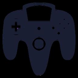 Joystick gamer black