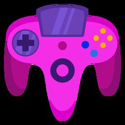Joystick gamer flat