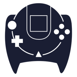Joystick gaming black