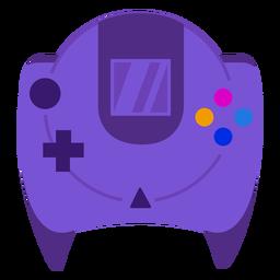 Joystick gaming flat