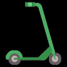 Kick scooter vehículo plano