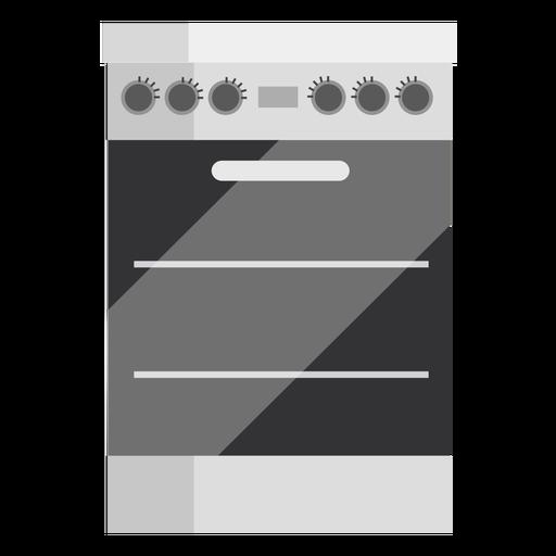 Kitchen oven flat