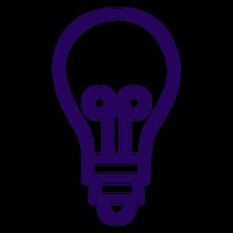 Idea Light Bulb School Transparent Png Svg Vector File