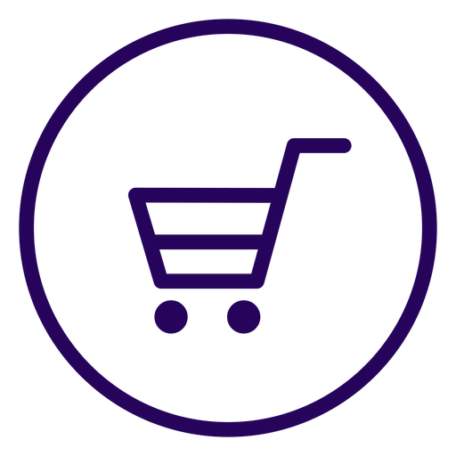 Online shopping stroke icon online shopping