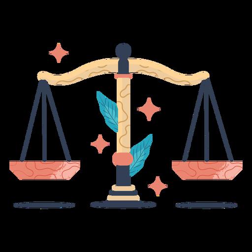 Glänzende Skala Illustration