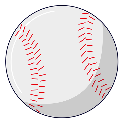 Ilustraci?n de b?isbol deportivo