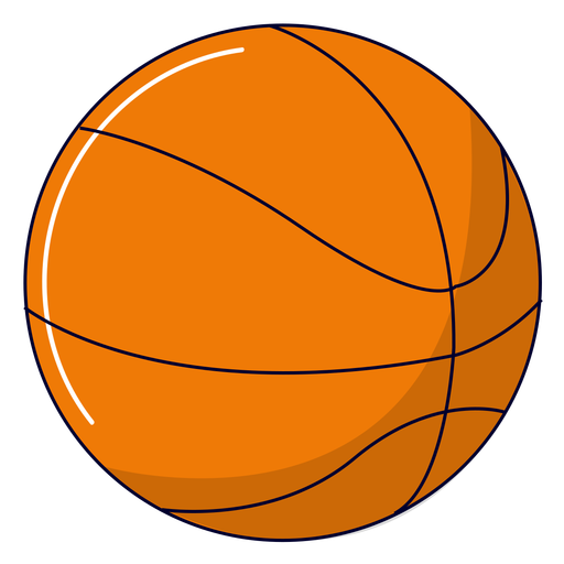 Sport basketball illustration Transparent PNG