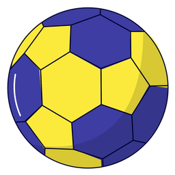 Sport handball illustration