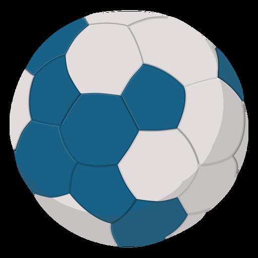 Ilustración de balonmano blanco Transparent PNG