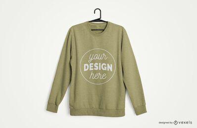 Modelo de cabide de camisola Merch