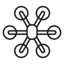 Drone Icon Transparent Png Or Svg To Download