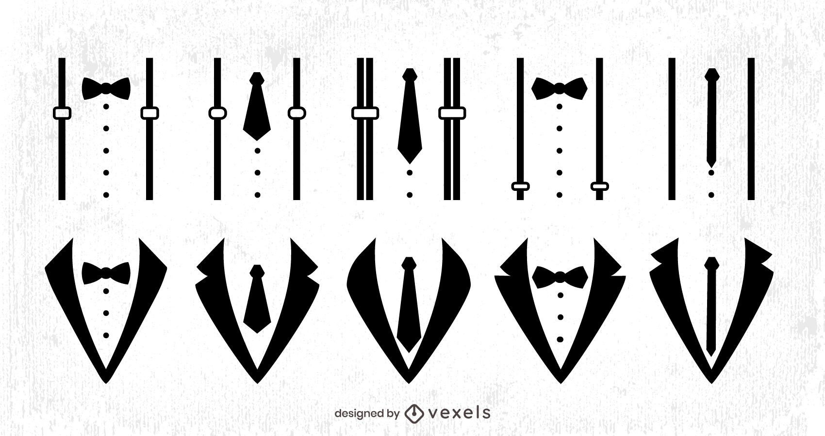 Bachelor Clothing Elements Pack
