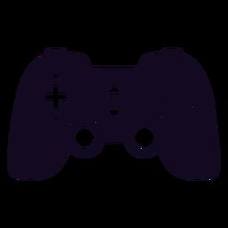 Controller gaming black joystick