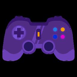 Controller gaming flat joystick