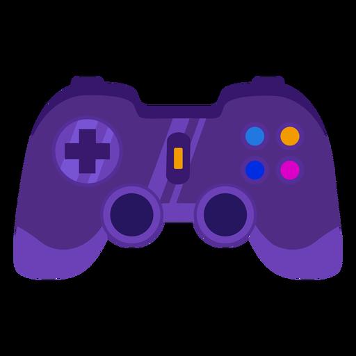 Joystick plano de controle de jogos Transparent PNG