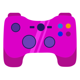 Joystick plano para controlador de jogador
