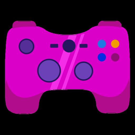Gamer controller flat joystick