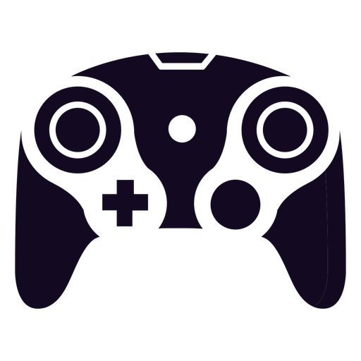 Joystick de jugador joystick negro